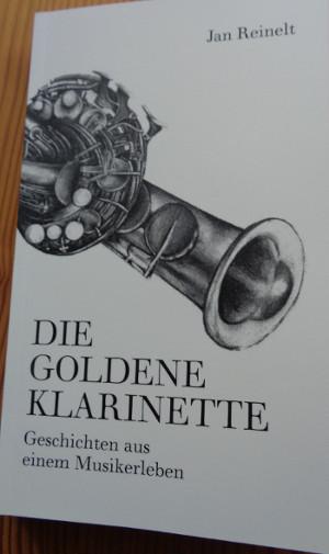 goldene Klarinette