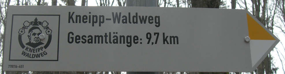 kneipp-waldweg